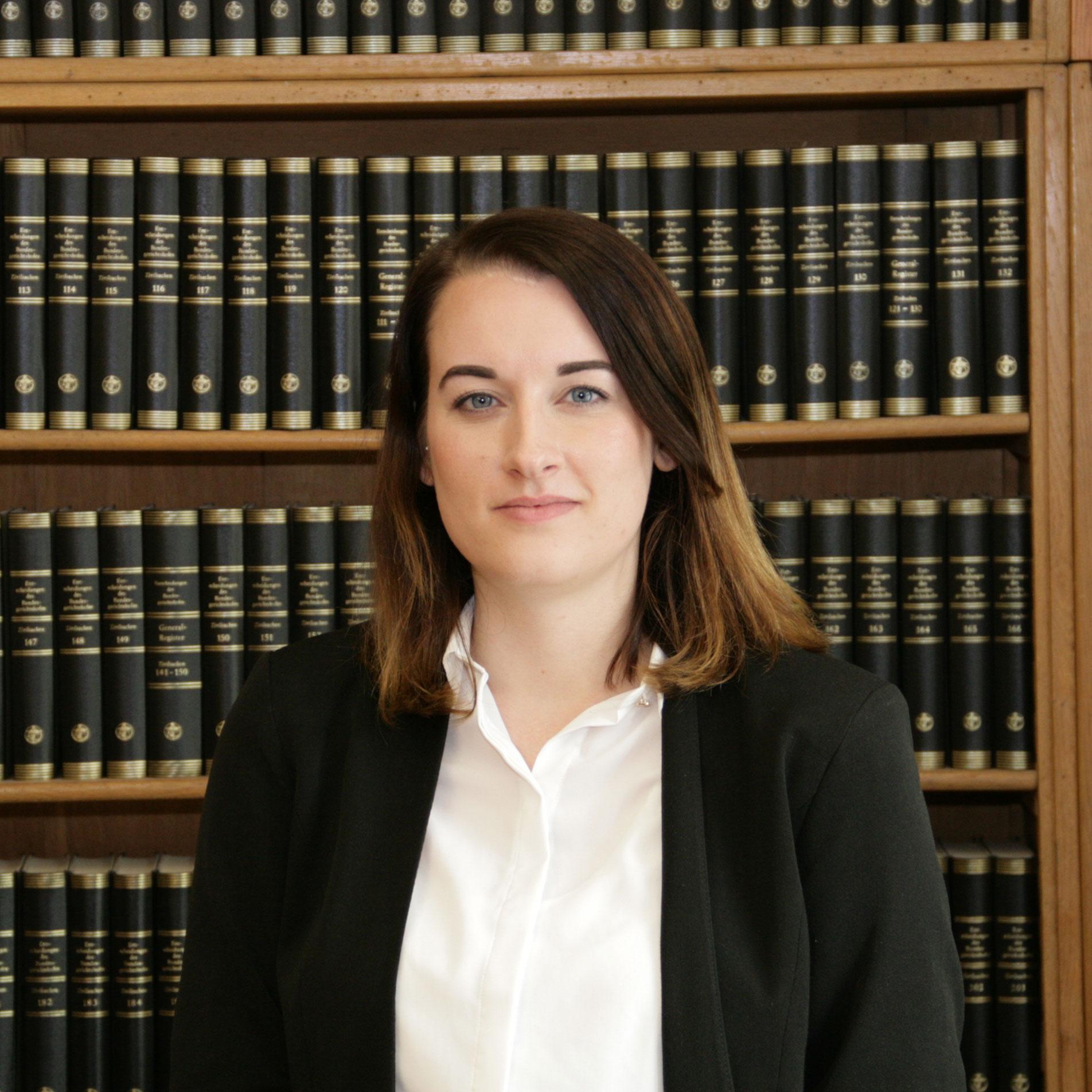 Rechtsanwältin Anna Forster