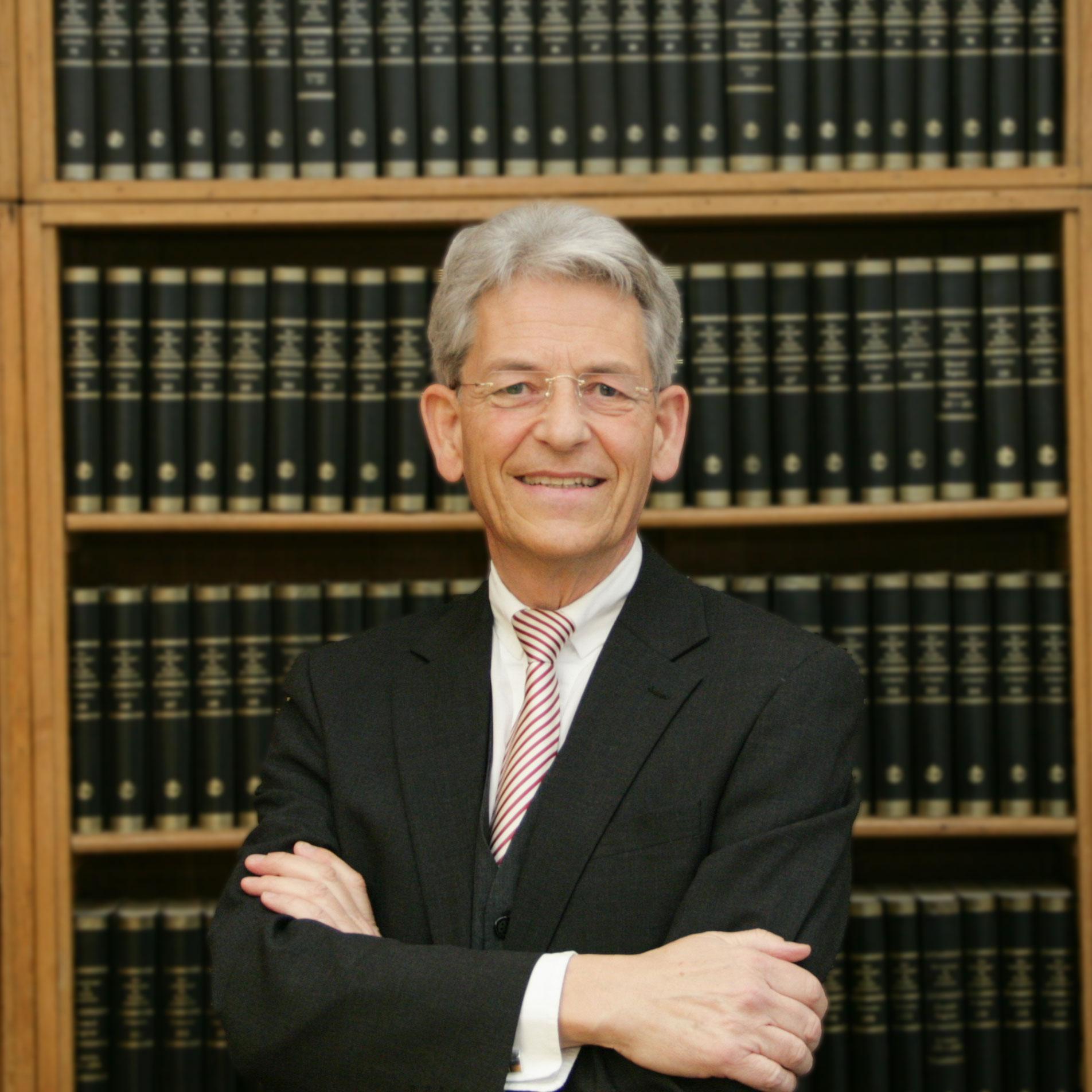 Rechtsanwalt Dr. Burkard Hohmann